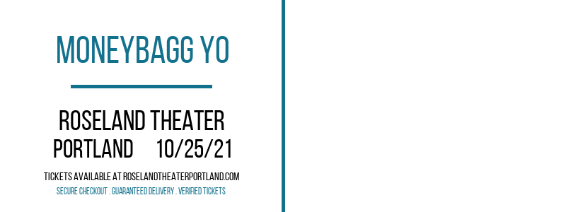 Moneybagg Yo at Roseland Theater