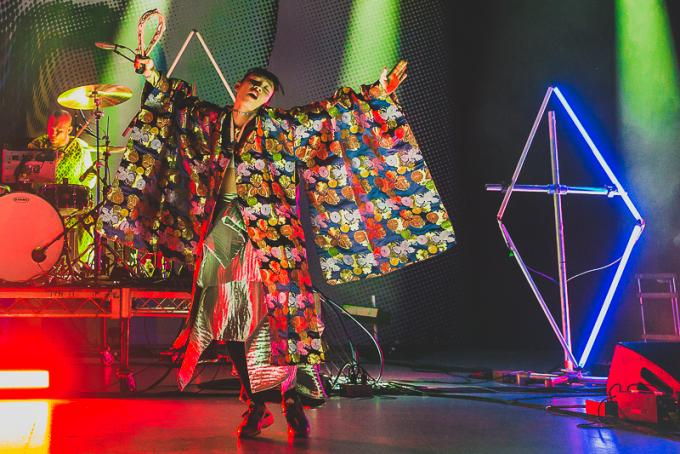 Little Dragon [CANCELLED] at Roseland Theater