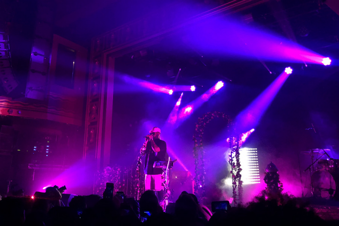 Pink Sweats at Roseland Theater