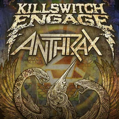 Anthrax, Killswitch Engage & The Devil Wears Prada at Roseland Theater