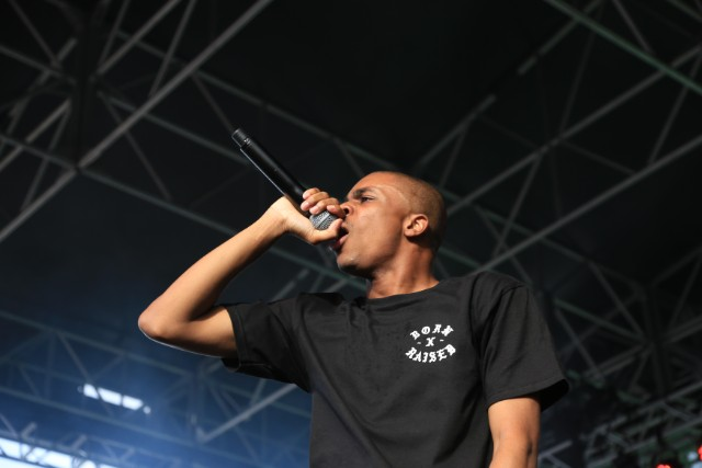 Vince Staples at Roseland Theater