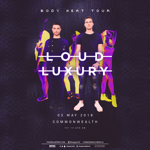 Loud Luxury at Roseland Theater