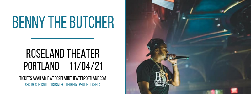 Benny the Butcher at Roseland Theater