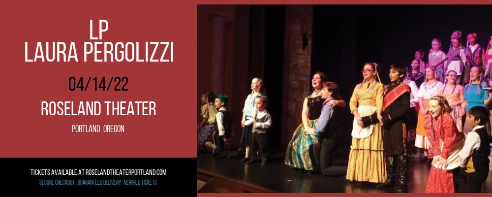 LP - Laura Pergolizzi at Roseland Theater