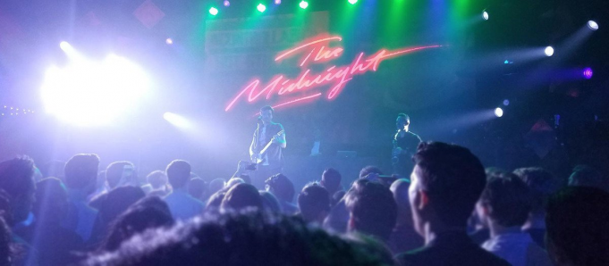 The Midnight at Roseland Theater