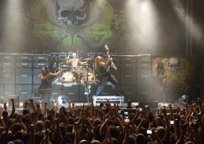 Black Label Society at Roseland Theater