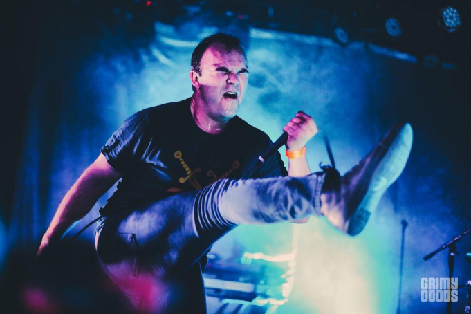 Future Islands at Roseland Theater